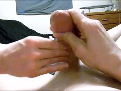 Oral sex with smoking hot Tranny