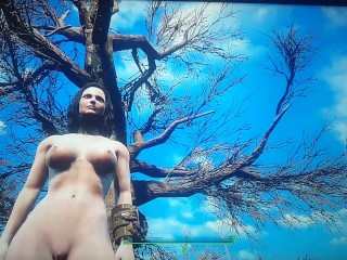 Fallout 4 xbox one nude mod