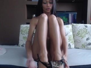 MiaMaxxx Luxury Tattooed Cover Girl boob fuck / big dildo fuck