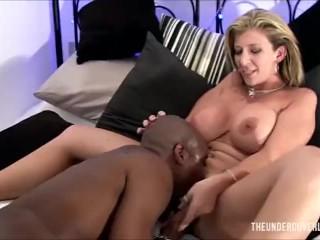 Cock addict busty milf