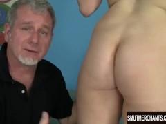 Horny slut Sarah Stoner enjoys a fat dick