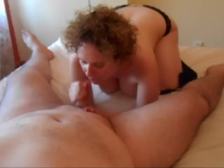 wife gives head