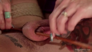 Bella Rossi Femdom  big tits pegging bdsm cuckold redhead femdom fishnet toys milf kink bondage stockings foot worship dungeon divinebitches divine bitches