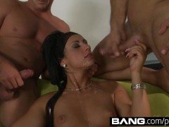 BANG.com: Double Penetration Blend of BANG's Hottest Ladies