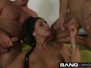 BANG.com: Double Penetration Blend of BANG's Hottest Ladies