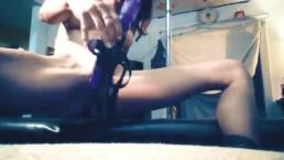 Anal Stretching Fun: Day 1