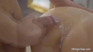 18 Virgin Sex - Meet Brianna a stunning 19 year old