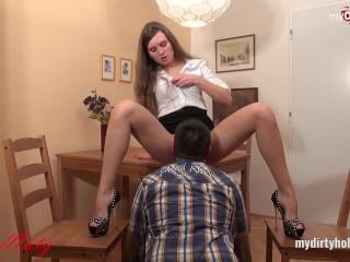 My Dirty Hobby - SexyNaty mit dem Hals nassgemacht