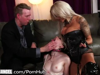 MILF, Old Man and Young Whore