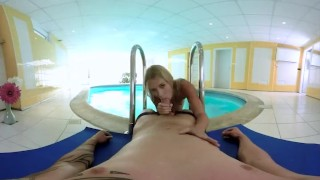 TmwVRnet - Violette - Wet and Wild