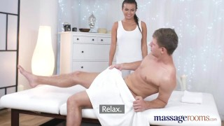 Massage Rooms Big tits teen milks young studs big hard meat  big-cock big-tits shaved-pussy blowjob vanessa-decker female-friendly sensual young handjob female-orgasm feet massagerooms teenager brunette teen