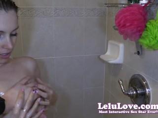 Lelu Love-Help Me Wash My Hair And Tits