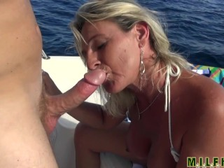 Milf Hunter - Catch and Release