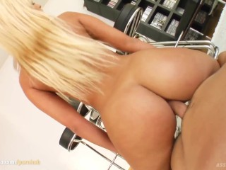 Ass Traffic Defrancesca Gallardo in anal sex scene