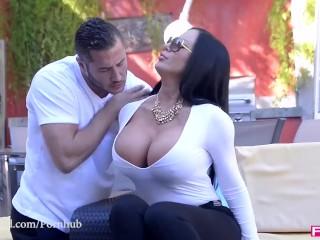 FuckinHD-Big Titty luxury slut Sybil Stallone slammed hard by Danny Mountai