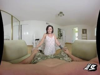 WankzVR - Hot Girlfriend In Lingerie!