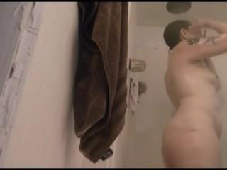 Hidden Camera Giantess Showering