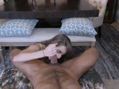 Fucking Yor Step Sister Kimmy All Over The House