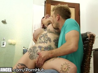 BurningAngel Curvy Step-Sister Loves Fucking