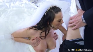 Brazzers - Cheating bride Simony Diamond loves anal  analm ass-fuck big-cock big-tits cuckold cheater booty big-boobs brazzers fishnets pounded ass-fuck butt ass-fucking big-dick orgasm doggystyle bride