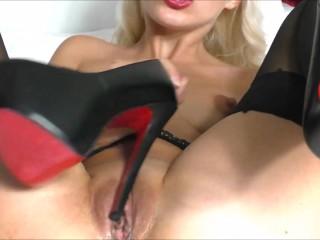 anleitung squirt high heel sex