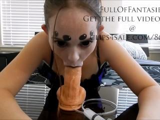 Spider Queen Wants Your Cum (teaser)