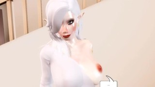 Living With An Angel - 01  girl on top point of view 3d hentai riding hentai femdom pov anime 3d cowgirl 60fps straddle tk17 angel