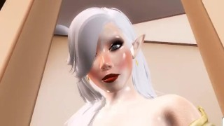 Living With An Angel - 02  3d hentai point of view riding hentai femdom pov anime straddle tk17 angel 3d cowgirl 60fps girl on top