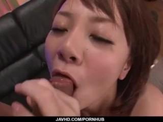 Arisa Araki, Japan milf, fucked in hardcore