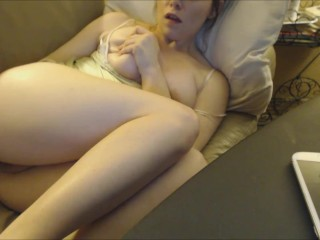 Playing on Skype While Husband In Jail