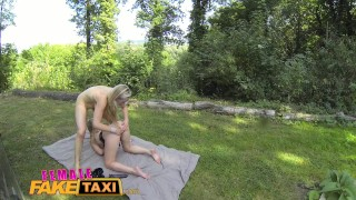 FemaleFakeTaxi Secret affair leads to naughty lesbian fun