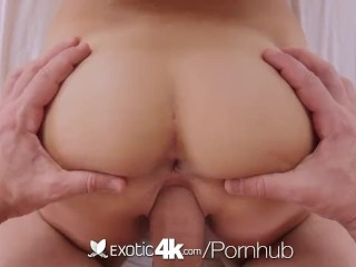 Exotic4K - Luscious latina Nina North fucked by huge cock