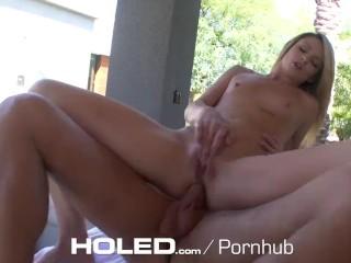 Holed brat aspen ora deserve some deep anal punishment