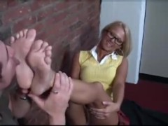 07.10.02 Licking Little Dee's Feet