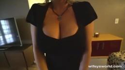 Fucked My Huge Titty Neighbor
