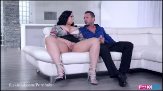Fuckinhd : Big Titty Pizza Delivery - Working for the Tip of his Dick  big tits anastasia lux natural glamour hungarian curvy 3some fuckinhd threesome anal laura orsolya big boobs natural tits voluptous titty fuck cum in mouth huge tits