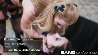 BANG.com: Guys And Girls Lexi Belle Wants them All