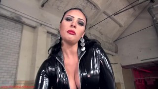 Ruined for My latex pleasure hardcore female-domination femdom handjob goddess kink domina masturbate latex ruined-orgasm bdsm female-orgasm bondage oral facesitting human-furniture smothering