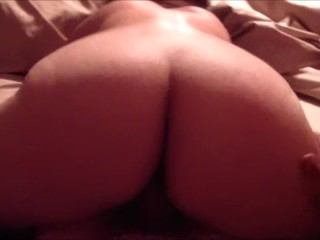 Getting my ass spanked and fucked again...