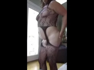 hot and horny in lace