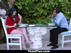 TeenPies – Hot Teen Creampied By Virgin Boy
