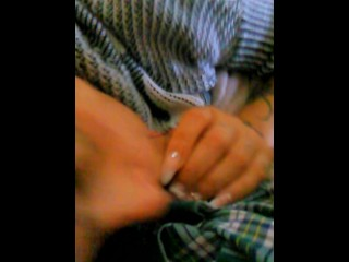 Dick teasing
