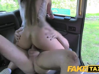 FakeTaxi Deep anal for free cab ride