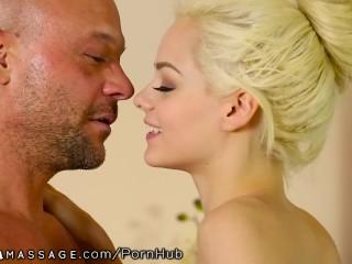 Elsa Jean Incredibly Sensual Nuru Massage