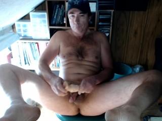 Inserting Butt Plug inside My Ass