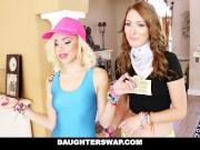 DaughterSwap - SluttyTeen Girls Fucked Before Rave