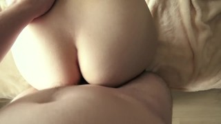 Licking pussy and fuck in stockings.