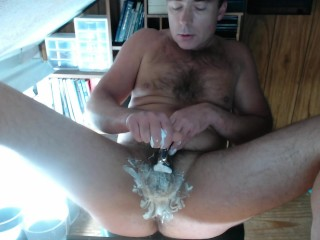 Balls Shaving