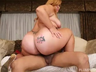 Big Booty PAWG BBW Tiffany Star