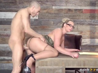 Brazzers - Phoenix Marie gets pounded